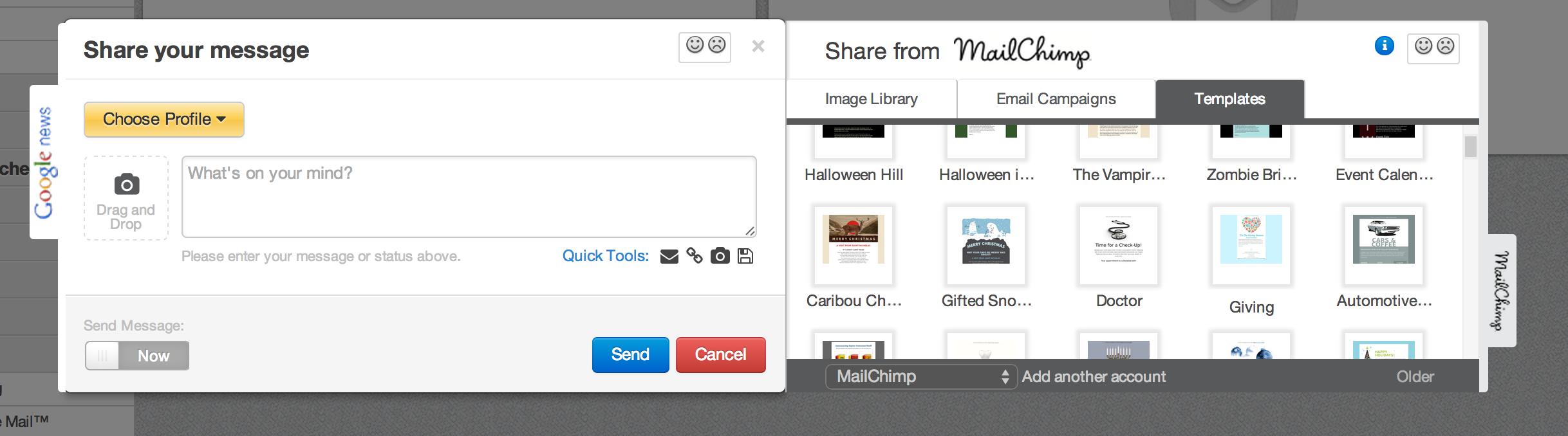 How-To Article: MarketMeSuite\'s MailChimp integration | MailChimp ...