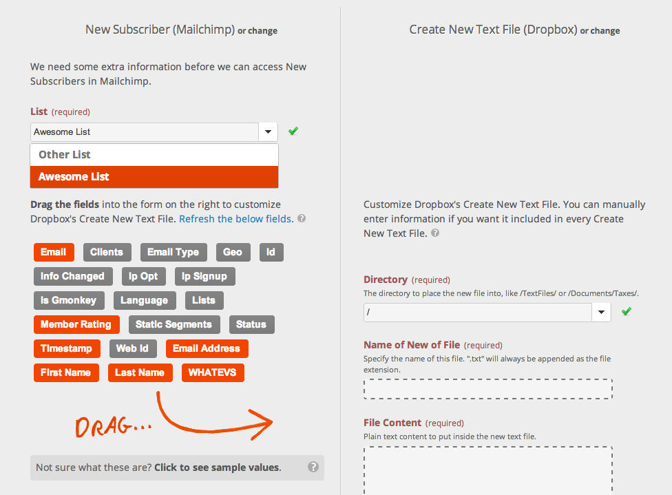 how to translate content in mailchimp