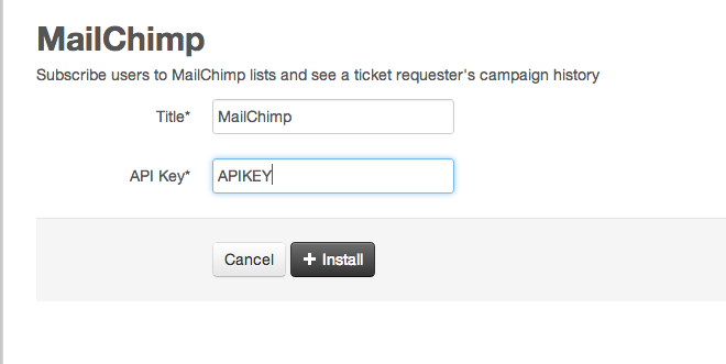 mailchimp how to change email sender