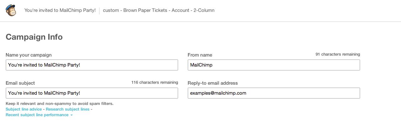 """MailChimp Setup Step"""