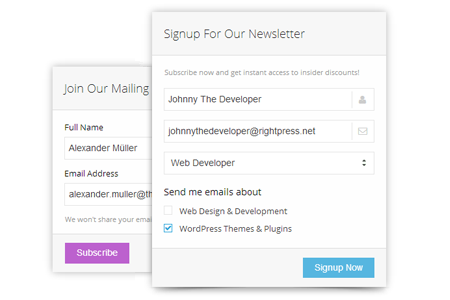 Chimpy - WordPress Plugin Integration   MailChimp Integrations ...