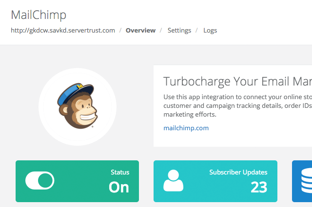 See MailChimp Submissions As They Happen