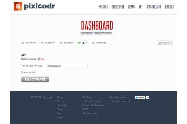 Dashboard Api-code