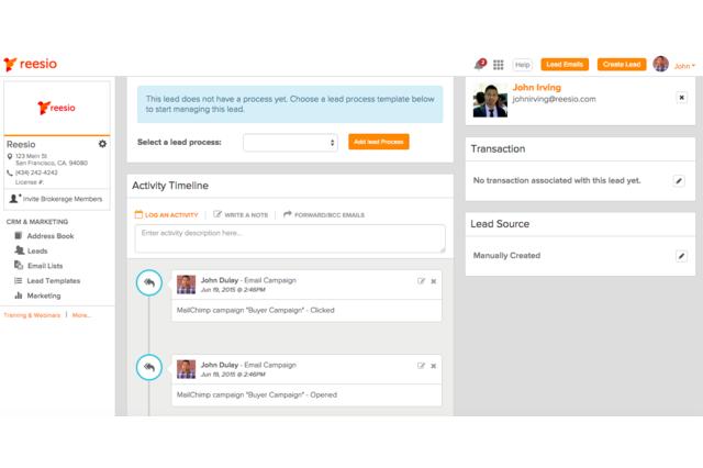MailChimp Email Activities