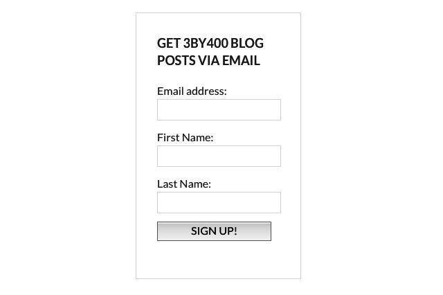 MailChimp Module2 - second example