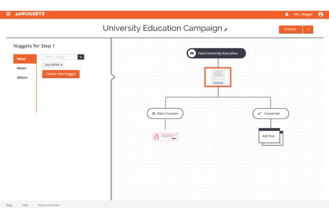 Build Multi-Step Campaigns