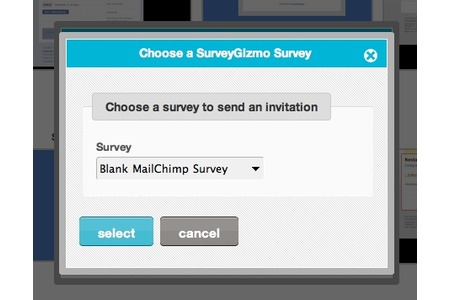 Choose Survey