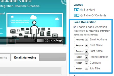 Generate MailChimp Leads Using Your Existing Videos