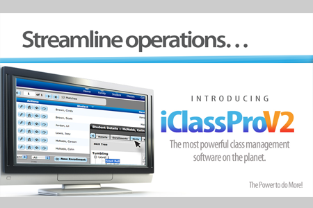 iClassPro Class Management Software